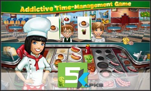 Cooking Fever v2.3.1 Apk+MOD [!Unlimited Money] full download 5kapks
