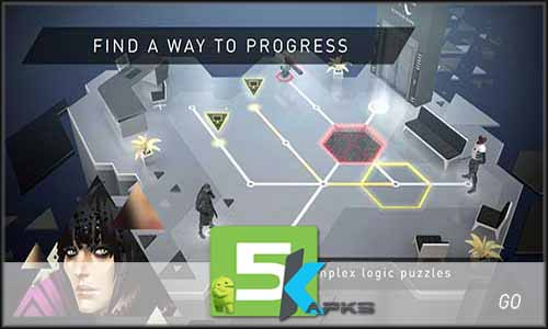 Deus Ex GO v2.1.878 Apk+MOD+Obb Data [!Updated] Free apk full download 5kapks