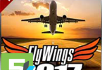 Flight Simulator FlyWings 2017 apk free download 5kapks