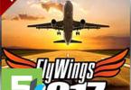 Flight Simulator FlyWings 2017 apk free download 5kapks
