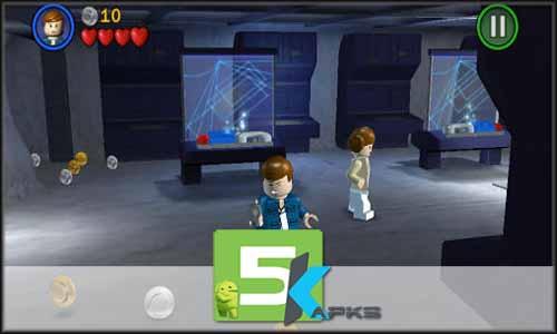 LEGO Star wars The complete saga free apk full download 5kapks