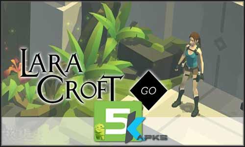 Lara Croft GO free apk full download 5kapks