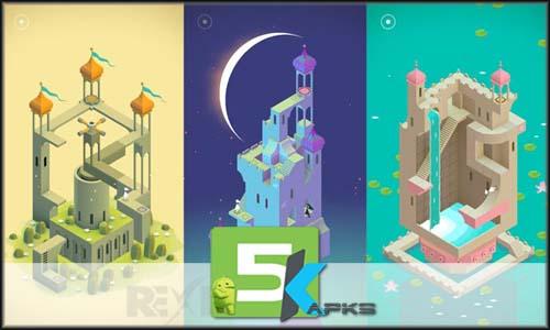 Monument Valley free apk full download 5kapks