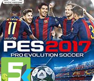 PES2017 -PRO EVOLUTION SOCCER apk free download 5kapks