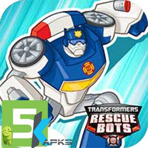 Transformers Rescue Bots apk free download 5kapks