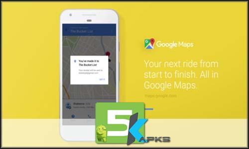 Google Maps v9.55.0 Apk Navigation & Transit [!Updated ... on google maps pacific northwest, google maps app, google maps 2014, google maps batman,