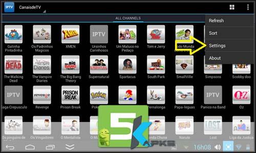 IPTV Pro v3.4.5 Apk[!Full Version] For Android full download 5kapks