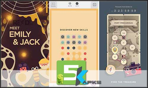 Two Dots v3.12.1 Apk+MOD[!Unlimited Moves] For Android download free apk 5kapks
