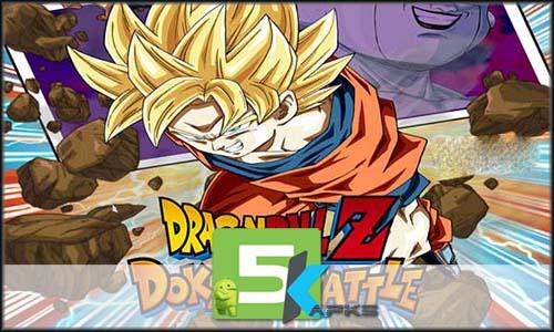 DRAGON BALL Z DOKKAN BATTLE mod latest version download free apk 5kapks