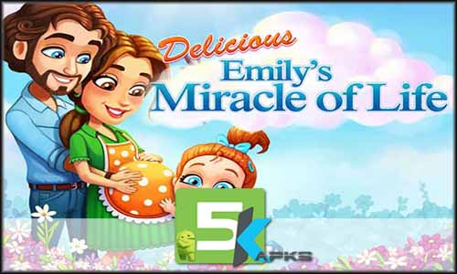 Delicious - Miracle of Life free apk full download 5kapks