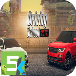 Driving School 2017 v1.3.0 Apk MOD free download 5kapks