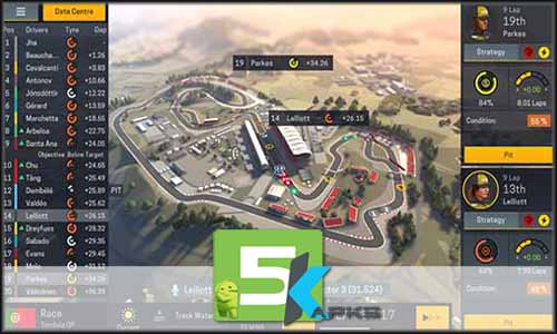 Motorsport Manager Mobile 2 full offline complete download free 5kapks