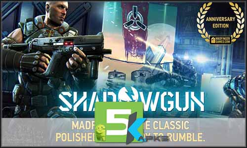 SHADOWGUN free apk full download 5kapks