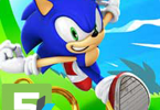 Sonic Dash apk free download 5kapks