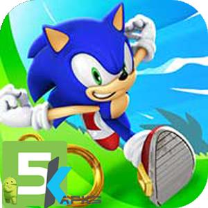 Sonic Dash v3.7.3.Go Apk+MOD free download 5kapks
