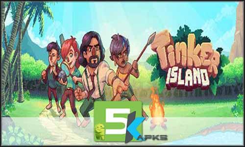 Tinker Island free apk full download 5kapks