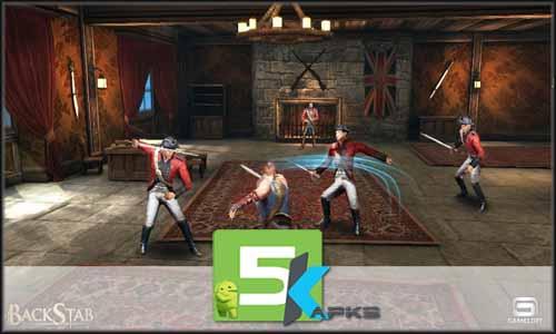 Backstab HD free apk full download 5kapks