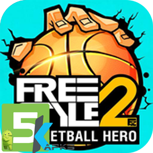 Basketball Hero-Freestyle 2 v1.2.1 Apk free download 5kapks