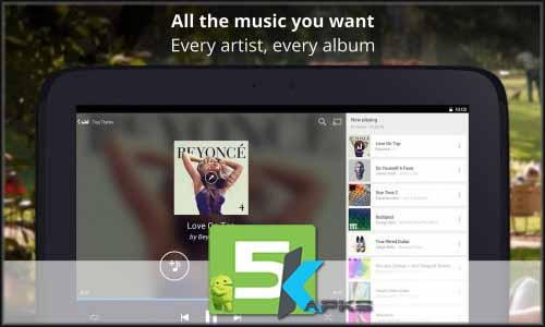 Deezer - Music Streaming free apk full download 5kapks