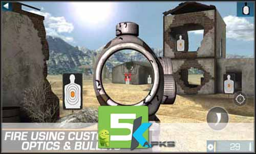 Gun Builder ELITE mod latest version download free apk 5kapks