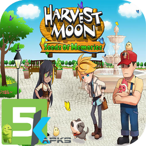 Harvest Moon Seeds Of Memories v1.6 Apk free download 5kapks