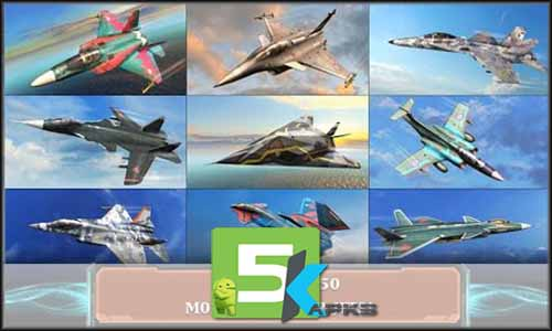 Modern Air Combat Team Match free apk full download 5kapks