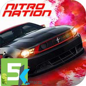 Nitro Nation Drag Racing v5.4.5 Apk free download 5kapks