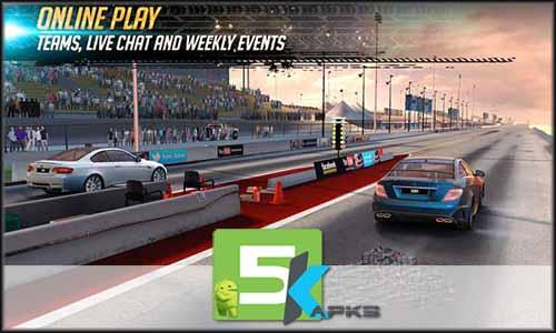 Nitro Nation Drag Racing mod latest version download free apk 5kapks