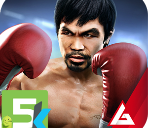Real Boxing Manny Pacquiao apk free download 5kapks