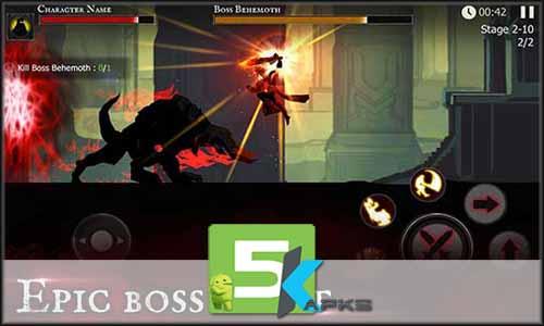 Shadow of Death Dark Knight mod latest version download free apk 5kapks