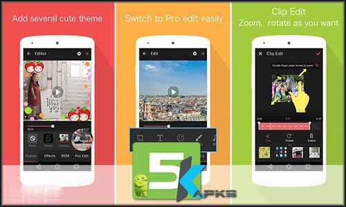 video editing for android free download apk