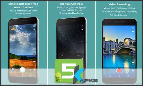 Footej Camera free apk full download 5kapks