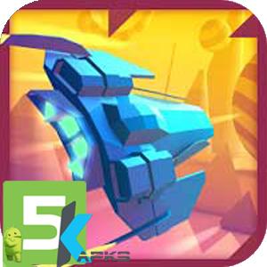 Geometry Race v1.9.4 Apk+MOD free download 5kapks