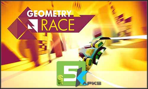 Geometry Race mod latest version download free apk 5kapks - Download Geometry Race v1.9.4 Apk+MOD[!Unlocked]