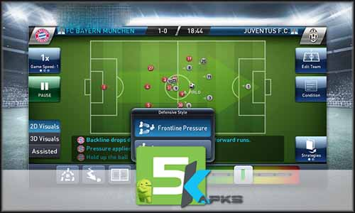 PES CLUB MANAGER mod latest version download free apk 5kapks - PES Club Manager v1.6.0 Apk+Data MOD [!Updated Version] For Android