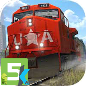 Train Simulator PRO 2018 v1.3.5 Apk+Data+MOD free download 5kapks