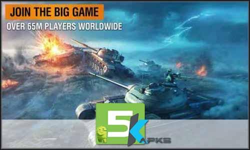 world of tanks blitz mod apk latest version