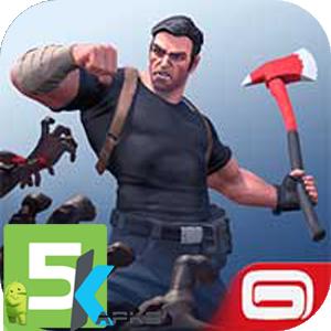 Zombie Anarchy v1.2.2c Apk+Data free download 5kapks