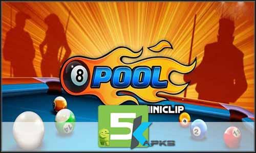 8 Ball Pool mod latest version download free apk 5kapks