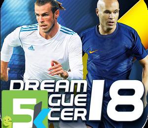 Dream League Soccer 2018 apk free download 5kapks