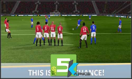 Dream League Soccer 2018 mod latest version download free apk 5kapks