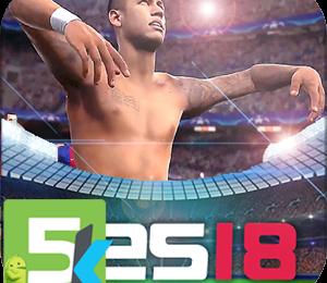 PES 2018 PRO EVOLUTION SOCCER apk free download 5kapks