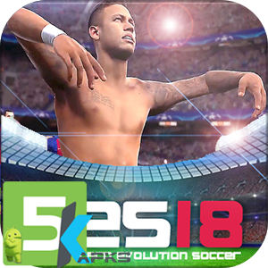 Pes 2018 Pro Evolution Soccer v2.0.0 Apk+Data+MOD free download 5kapks