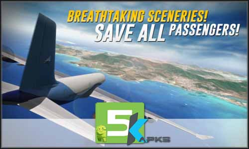 Extreme Landings Pro mod latest version download free apk 5kapks