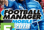 Football Manager Mobile 2018 apk free download 5kapks