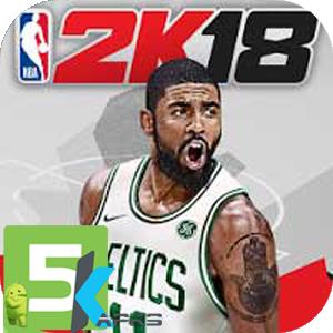 NBA 2K18 v36.0.1 Apk+Data+MOD free download 5kapks