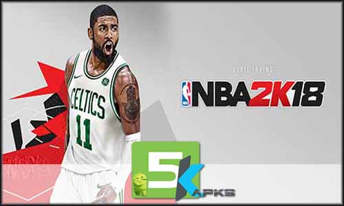 NBA 2K18 free apk full download 5kapks
