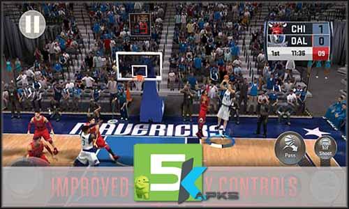 NBA 2K18 mod versi terbaru download gratis 5kks