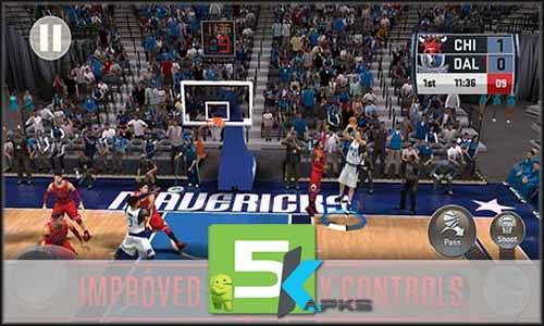 NBA 2K18 mod latest version download free apk 5kapks
