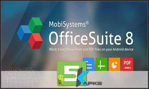 OfficeSuite 9 Pro free apk full download 5kapks